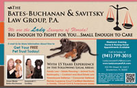 Bates-Buchanan & Savitsky Law Group, PA