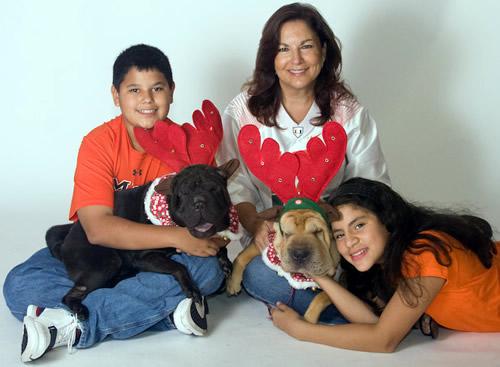 Raisin - Bella - Family